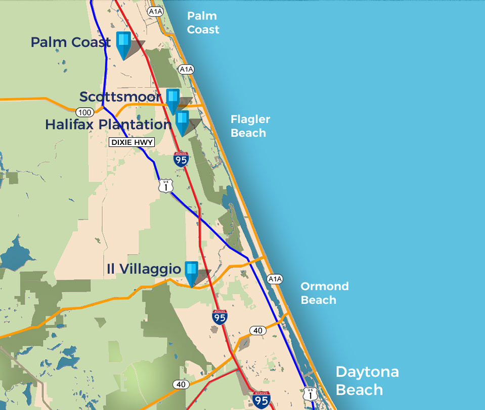 Locations In Florida