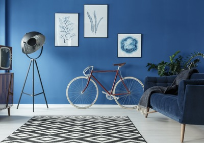 Creative Ways to Embrace Blue in Palm Coast New Homes