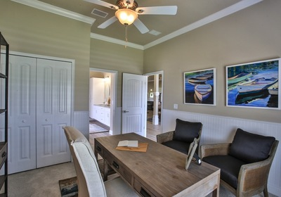 Trending Home Office Design Ideas for Palm Coast New Homes