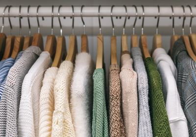 The Palm Coast Home Builders' Guide to a Beautifully Organized Closet